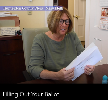 How to Complete Your Vote by Mail Ballot