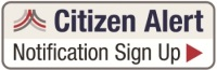 Citizen Alert Notification System