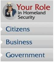 Your Role In Homeland Security