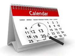Events and Meeting Calendar