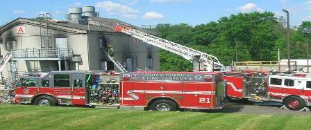 Hunterdon County Emergency Services Training Center