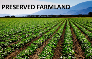Additional Farmland Preservation/Open Space approved