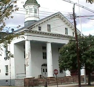 Historic Hunterdon County Courthouse