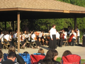 Orchestra Camp