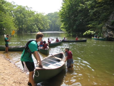 Join us for a fun day paddling down the South Branch or another river!