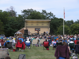 Free Concert Under the Stars