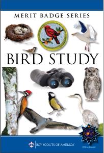 Bird Study Merit Badge