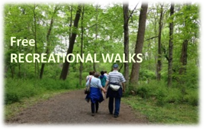 Free Recreation Walks