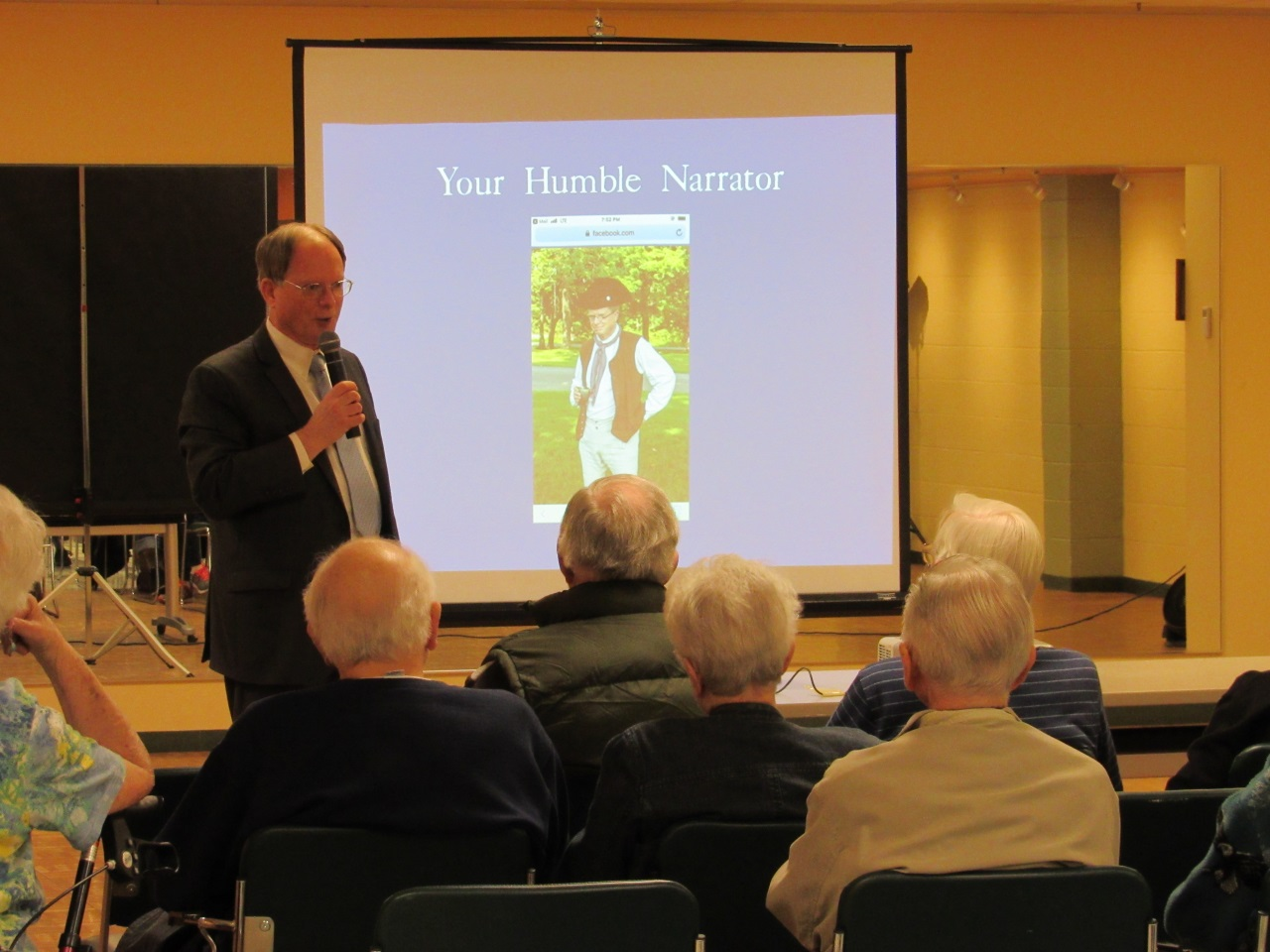 Tales from Hunterdon County in the Revolution with Robert Shanahan